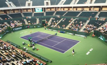 Indian Wells Tennis Gardens BNP Paribus Tournament