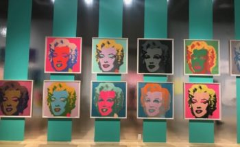 Andy Warhol Exhibit at Palm Springs Art Museum
