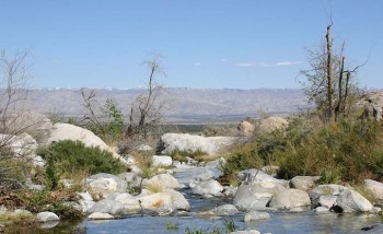 Tahquitz Canyon in Coachella Valley